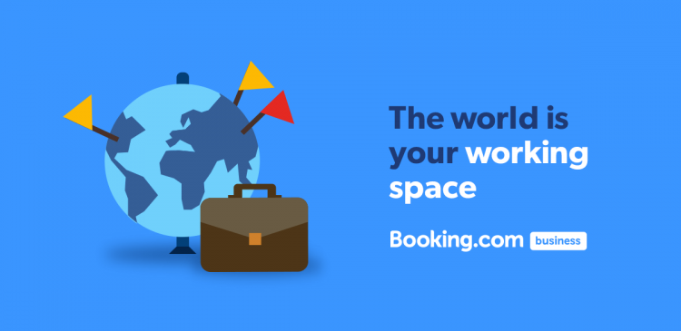 How a Leisure Booking Site Shook Up the World of Business Travel | Booking.com for Business